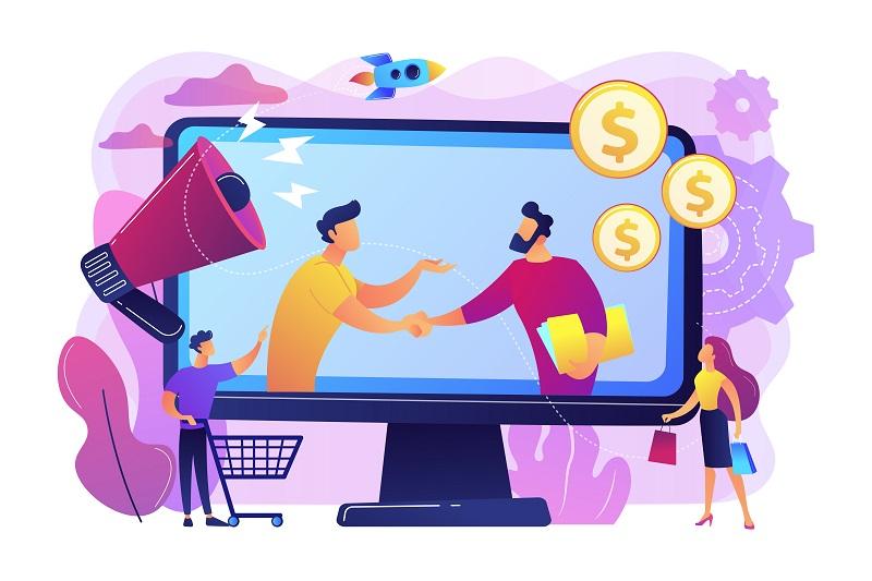 Sử dụng Affiliate Marketing để tiếp thị